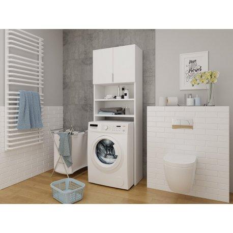 Dulap de baie deasupra mașinii de spălat Bonito