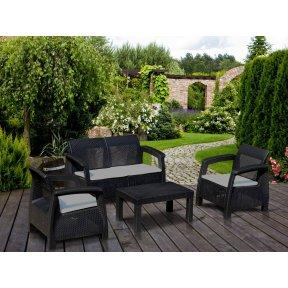 Set mobilă de grădină Jack