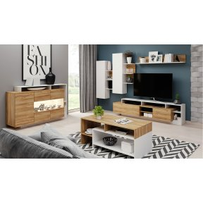 Set de mobilier Tauron + Comoda + Măsuță