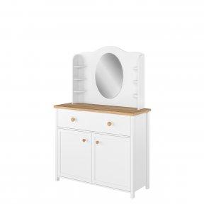 Măsuță de toaletă Kos KS-05 + KS-06