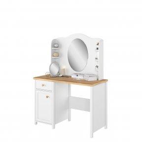 Măsuță de toaletă Kos KS-03 + KS-06