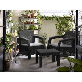 Set mobilă de grădină Jack II