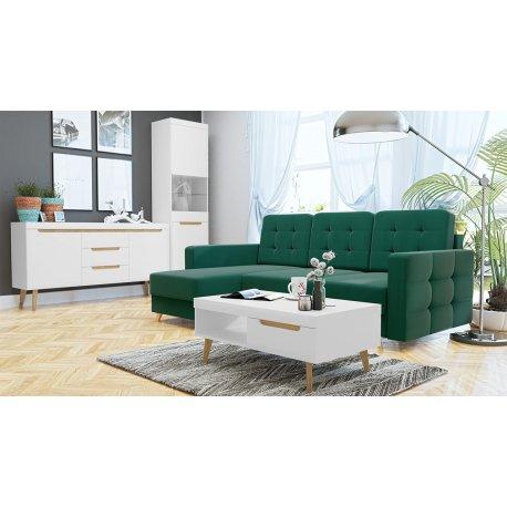 Set de mobilier Nirus XI + Coltar Maline