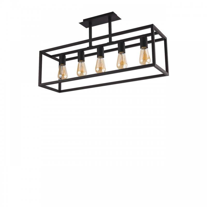 Lustră pentru tavan Crate Black 9047