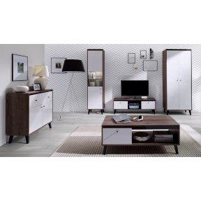 Set de mobilier Naviedo Gloss II