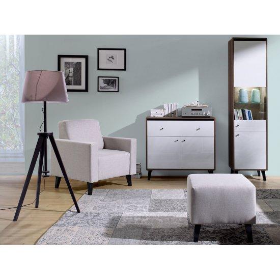 Set de mobilier + Mobilă tapitață Naviedo Gloss III