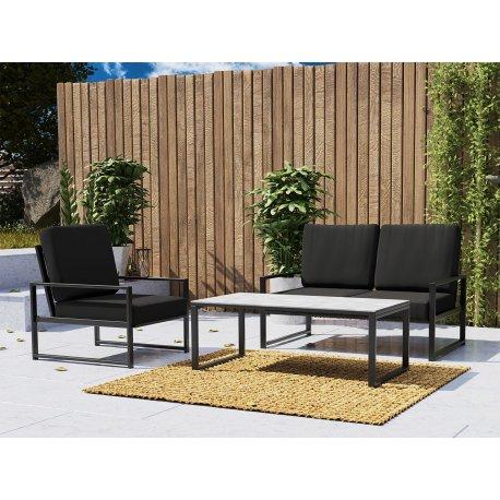 Set mobilă de grădină Marcelo