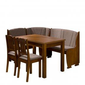 Colțare de bucătărie + Masa cu scaune Platon