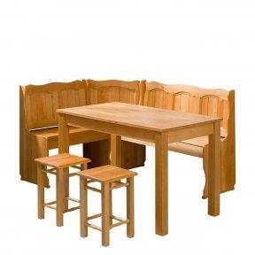 Colțare de bucătărie + Masa cu taburet Soter I