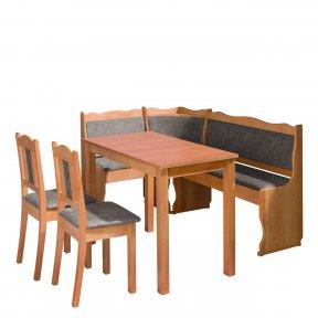 Colțare de bucătărie + Masa cu scaune Mexic III