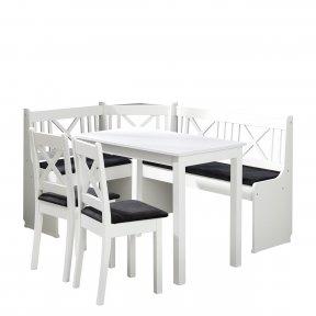 Colțare de bucătărie + Masa cu scaune Santiago 1
