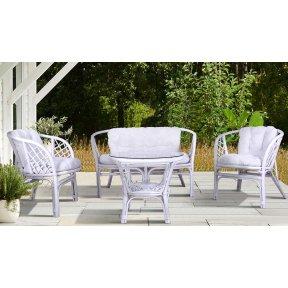 Set mobilă de grădină Charlotte