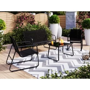 Set mobilă de grădină Juwenalis